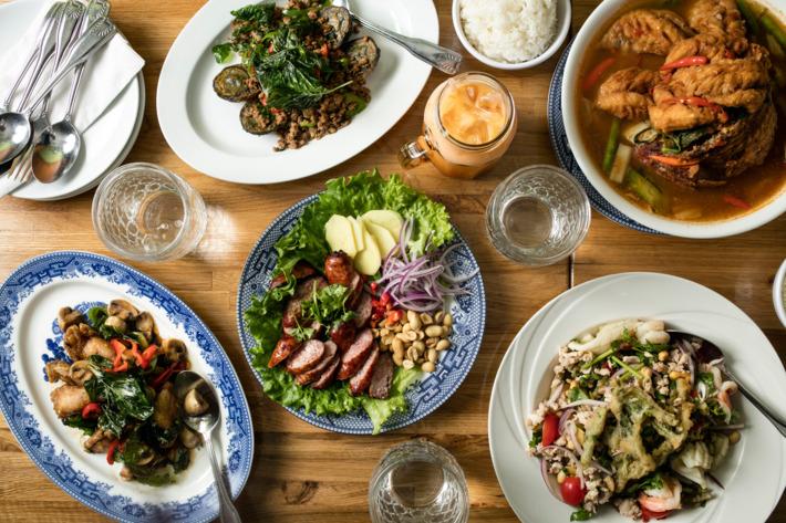 Grandma's Thai Kitchen