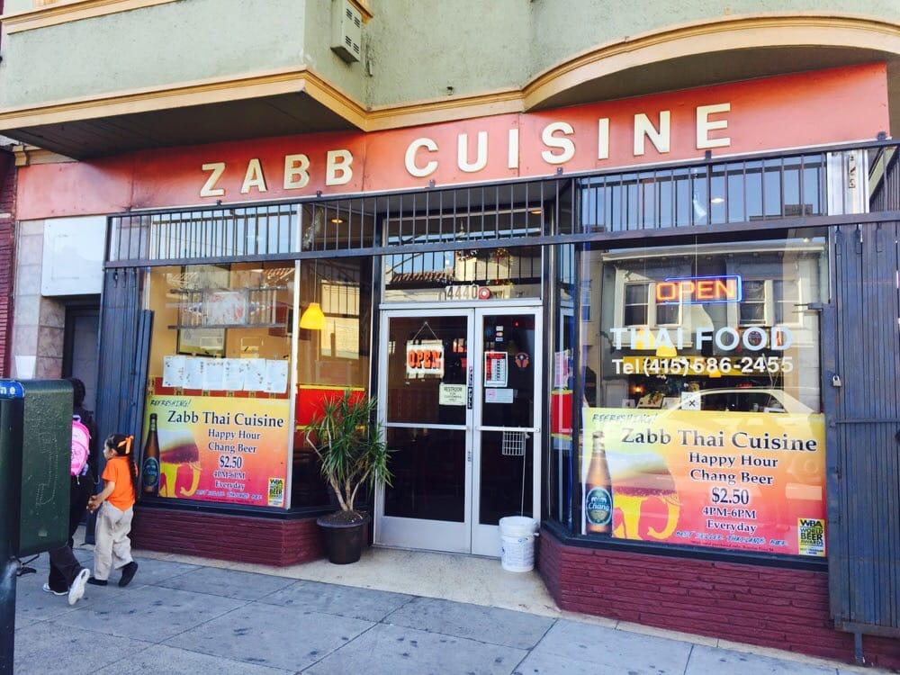 Zabb Cuisine