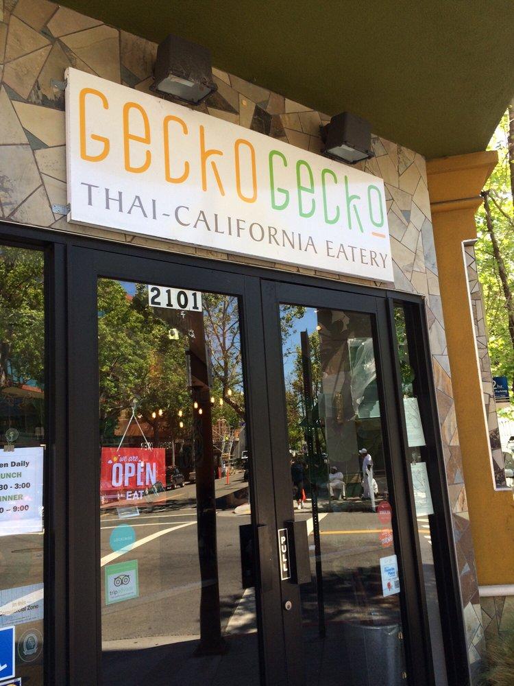 Gecko Gecko Thai California Eatery