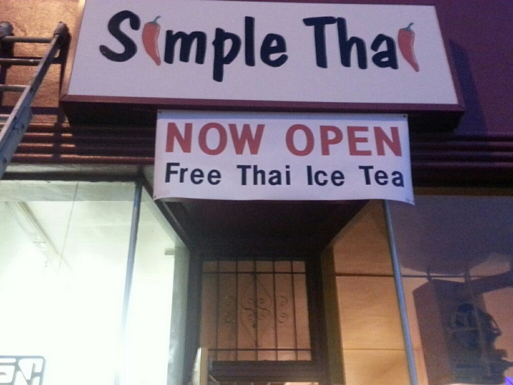 Simple Thai