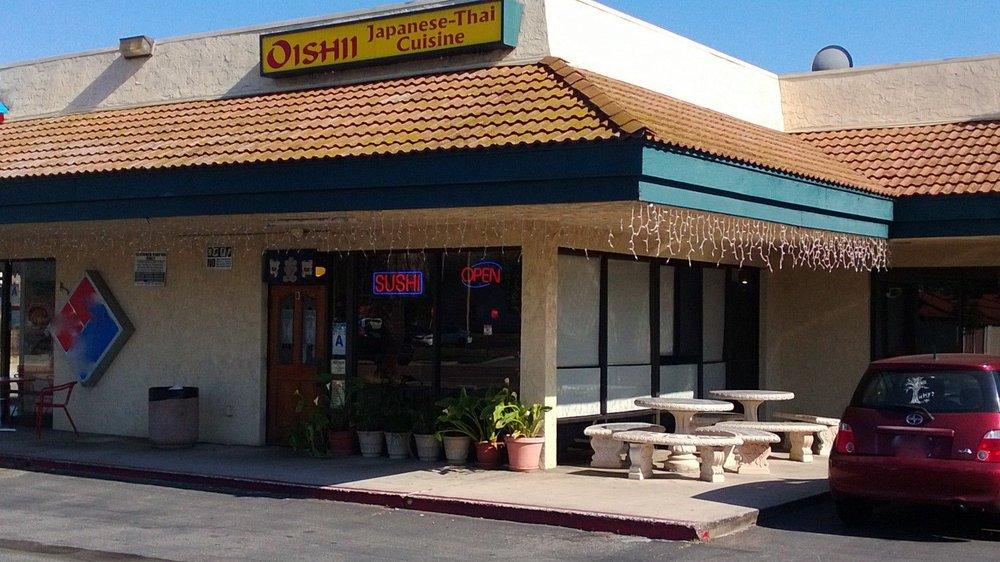 Oishii Japanese-Thai Cuisine